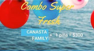 COMBO SUPER FRESH